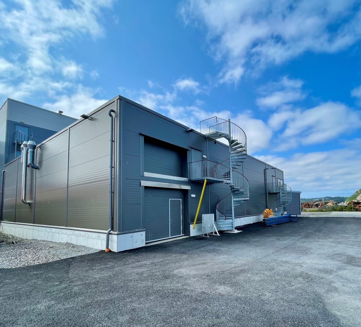 Biomega Invests in New Raw Material Facility to Expand Biorefining Capacity & Improve Quality